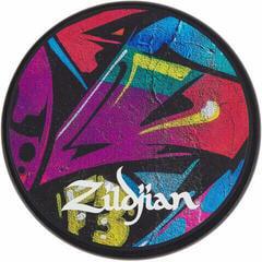 """Zildjian Grafitti 6"""" Übungspad"""