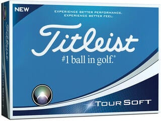 Titleist Tour Soft White Dz