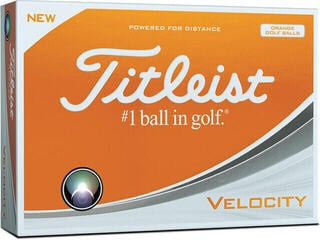 Titleist Velocity Orange Dz