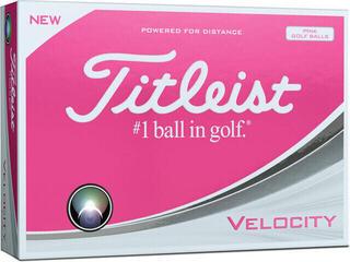 Titleist Velocity Pink Dz