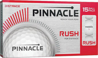 Pinnacle Rush White 15 Ball