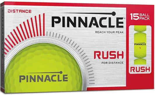 Pinnacle Rush Yellow 15 Ball