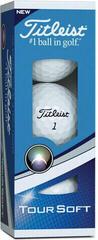 Titleist Tour Soft White 3B Pack