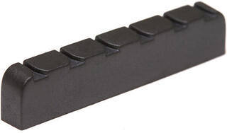 Graphtech Black TUSQ XL PT-6200-00 Classical Guitar Nut Flat Slotted