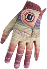 Footjoy Spectrum Womens Golf Glove Rainbow