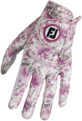 Footjoy Spectrum Womens Golf Glove Flower