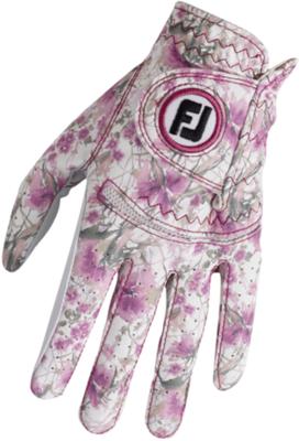 Footjoy Spectrum Damen Golfhandschuh Blume Linke Hand für Rechtshänder S