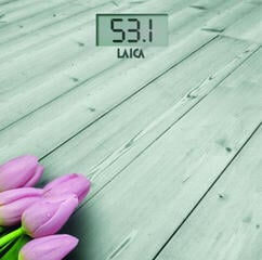 Laica PS1065W Smart Scale Grau