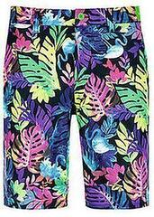 Alberto Earnie Waterrepellent Flamingos Mens Shorts Fantasy