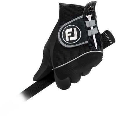 Footjoy RainGrip Mens Golf Glove Black LH L