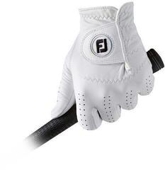 Footjoy CabrettaSof Mens Golf Glove White