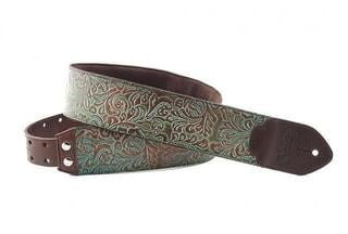 RightOnStraps Leathercraft Blackguard Teal