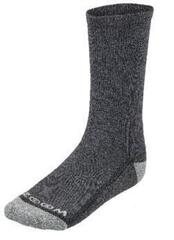 Zoom Gloves Crew 3-Pack Long Mens Socks Charcoal/Silver
