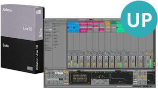 ABLETON Live 10 Suite UPG with Lite