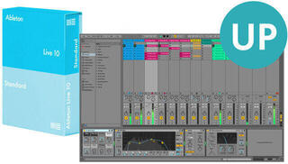 ABLETON Live 10 Standard UPG with Lite