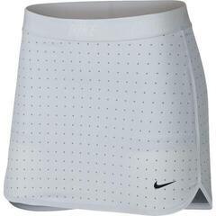 Nike Flex Print Girls Skort Pure Platinum/Dark Grey/Black