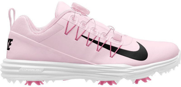Nike Lunar Command 2 Boa Womens Golf Shoes Arctic Pink Black White Sunset Pulse Us 7 5 Muziker Be