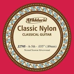 D'Addario J2705 Единична струна за китара