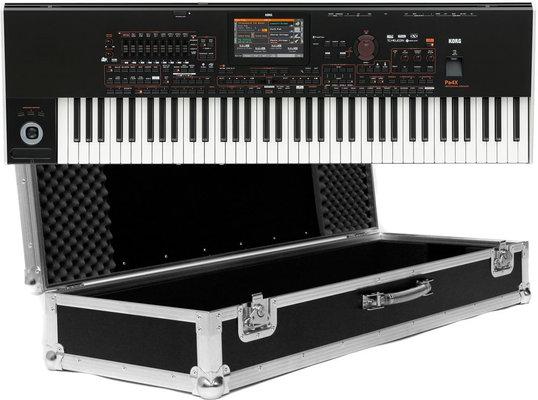 Korg Pa4X-76 SET with Case