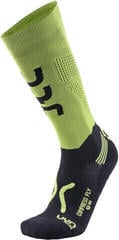 UYN Run Compression Fly Acid Green-Black/Compression Fly