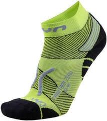 UYN Run Marathon Zero Black-Green Lime/Marathon Zero Socks