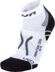 UYN Run Marathon Zero Grey-White/Marathon Zero Socks