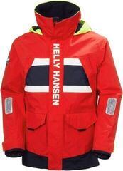 Helly Hansen Salt Coastal Jacket Alert Red