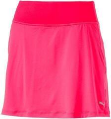 Puma PWRSHAPE Solid Knit Womens Skirt Bright Plasma XXS