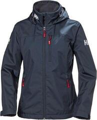 Helly Hansen W Crew Hooded Midlayer Jacket