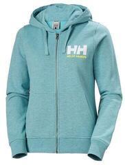 Helly Hansen W HH Logo Full Zip Hoodie