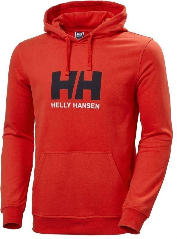 Helly Hansen Mens Hh Logo Crewneck French Terry Sweatshirt