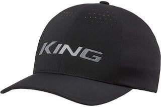 Cobra King Delta Flexfit Cap Black
