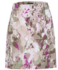 Golfino Printed Stretch Womens Skort Light Olive 34