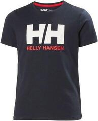 Helly Hansen JR HH Logo T-Shirt Navy 128/8