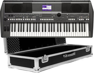 Yamaha PSR S670 SET with Case