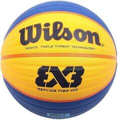 Wilson FIBA 3X3 Blue-Yellow