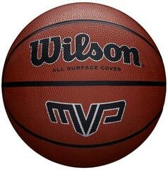 Wilson MVP 295 Basketball Brown 7