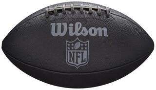 Wilson NFL Jet Black JR Football