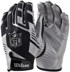 Wilson NFL Stretch Fit Receiver Gloves White