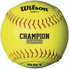 Wilson A9011 NFHS Leather Polycore Softball