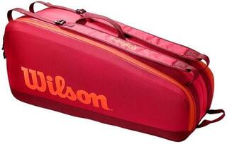Wilson Tour 6 Maroon