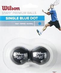 Wilson Staff Squash Balls Blue