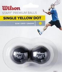 Wilson Staff Squash Balls Yellow