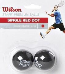 Wilson Staff Squash Balls Red