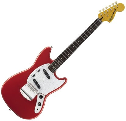 Fender Squier Vintage Modified Mustang IL Fiesta Red