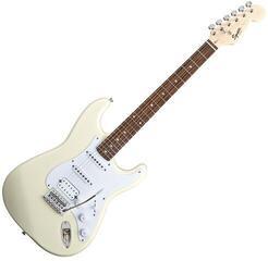 Fender Squier Bullet Stratocaster Tremolo HSS IL Arctic White