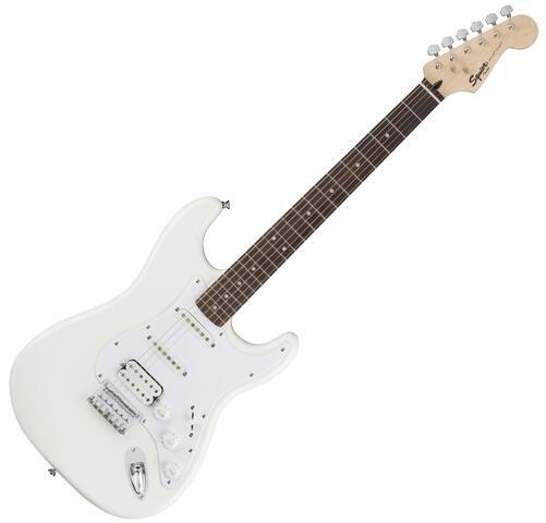 Fender Squier Bullet Stratocaster HSS HT IL Arctic White