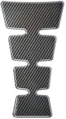 OneDesign Universal Tank Pad Gloss Gray Carbon Design