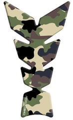 OneDesign Universal Tank Pad Matt Camouflage Green Design