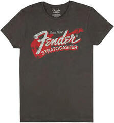 Fender Since 1954 Stratocaster T-Shirt Grey XXL
